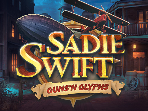 Sadie Swift Guns'n Glyphs