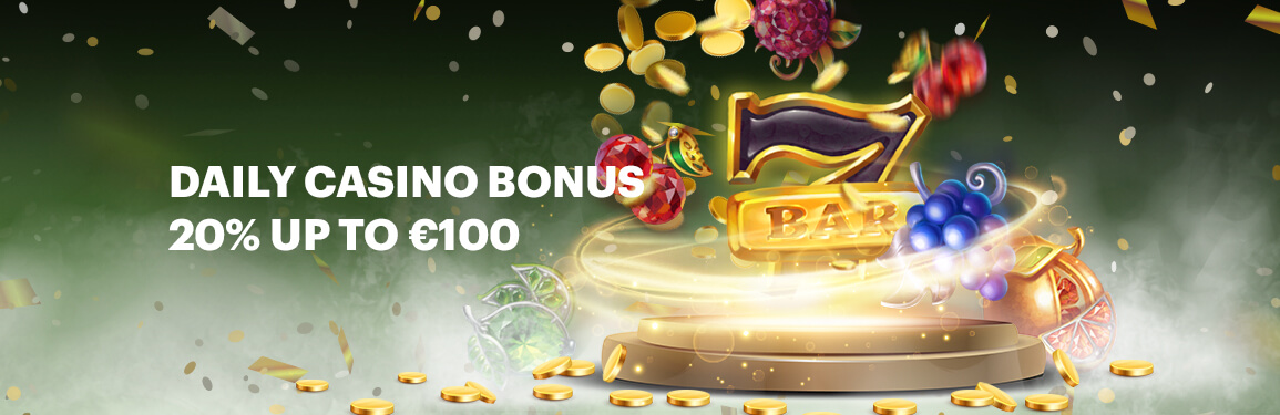 Daily Casino Bonus