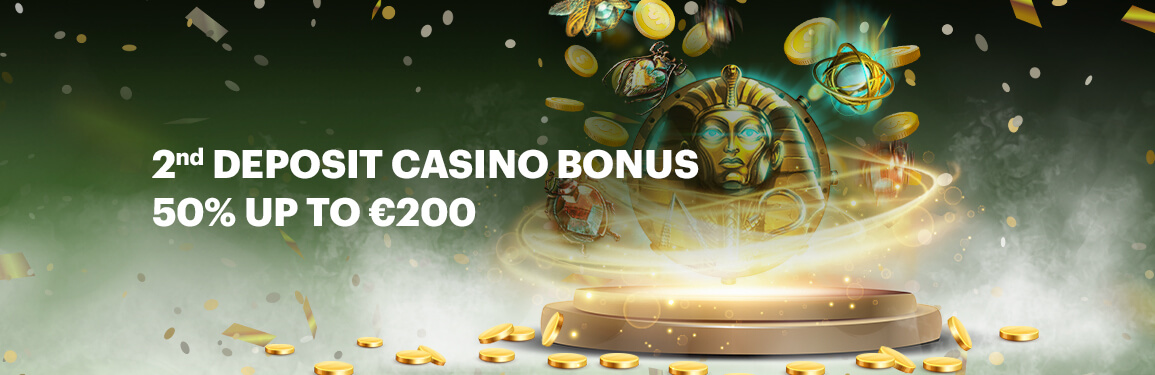 2nd Deposit Casino Bonus